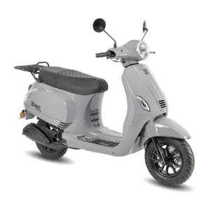 AGM VX50S i Scooter Planet Amsterdam